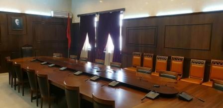 Salla e mbledhjeve