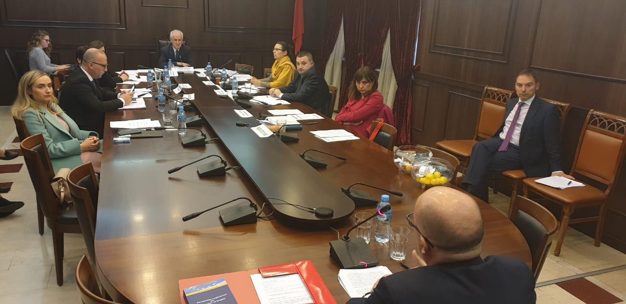 Mbledhja e K.E.D e datës 11.12.2019