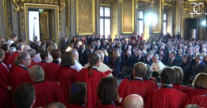 Me ftesë të Kryetari të Gjykatës së Lartë (Kasacionit) të Francës Z. Bertrand Louvel, në datë 16.11.2018, Kryetari i Gjykatës së Lartë Z. Xhezair Zaganjori mori pjesë në ceremoninë e inaugurimit të Prokurorit të Përgjithshëm pranë kësaj gjykate.