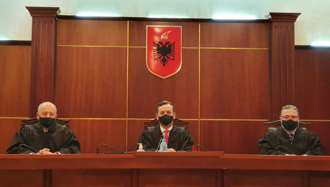 Trupa gjyqësore